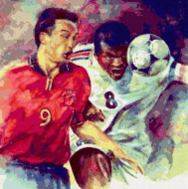 Футбол, предпросмотр