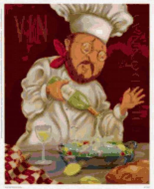 Вино шеф-повара, италия, кухня