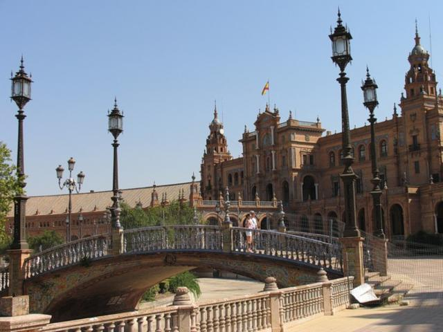 Испания, испания, мост