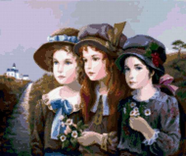 Три сестры, предпросмотр