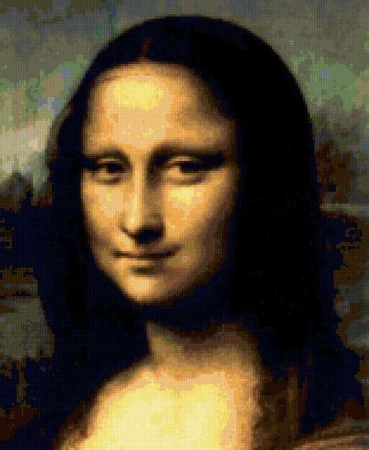 Мона лиза, искусство, живопись