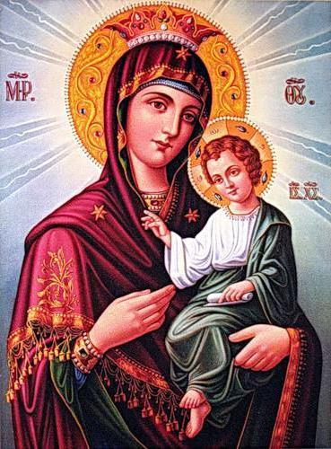 Казанская Богородица, оригинал