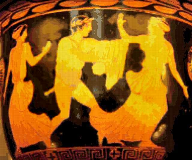 Греческие мотивы, предпросмотр