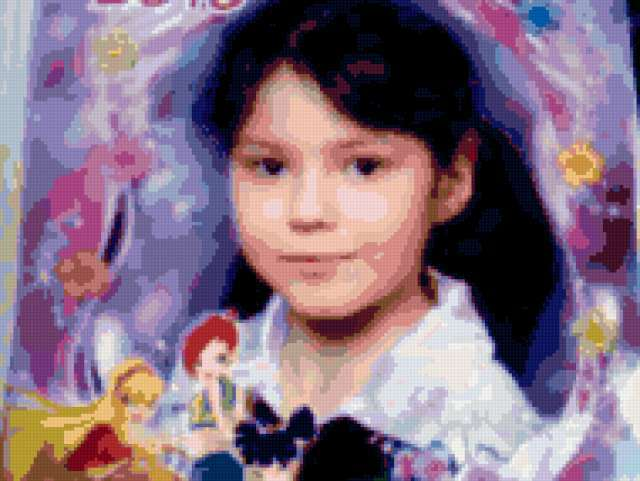 Портрет дочки, предпросмотр