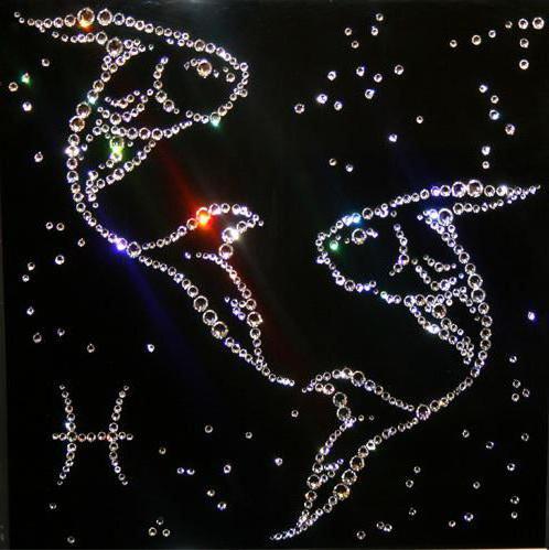 Знаки зодиака. Рыбы, оригинал