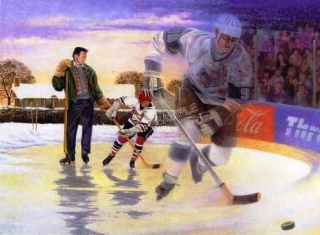 спорт, хоккей, клюшка,