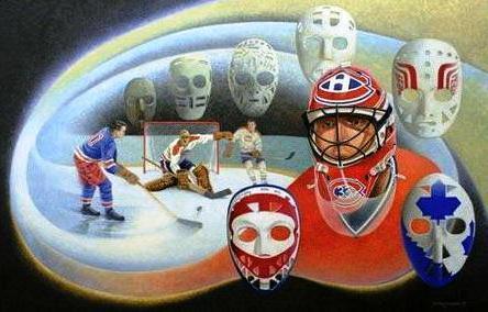 Маски и хоккей
