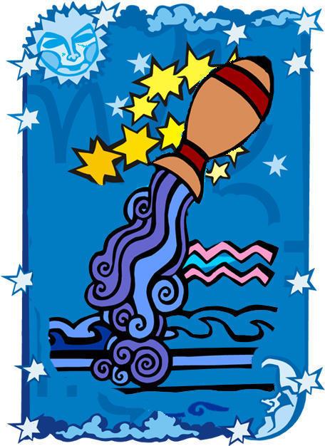 Знак Зодиака.Водолей., разное,