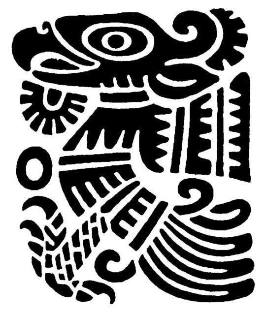 Орел индейский, оригинал