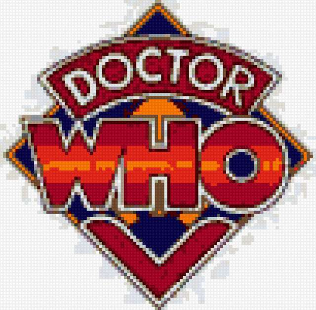 Доктор кто (лого)