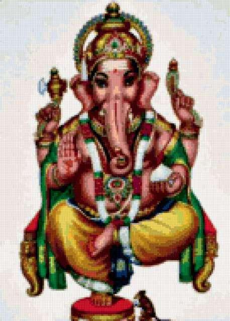 Ганеша,бог мудрости