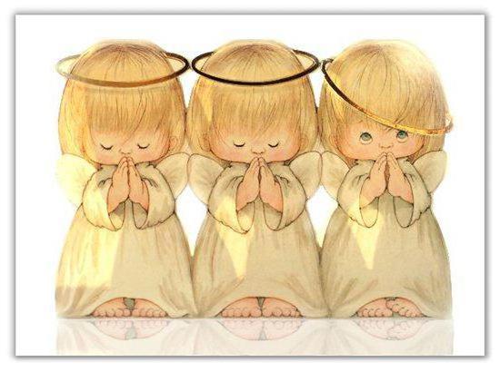 Три ангелочка, оригинал