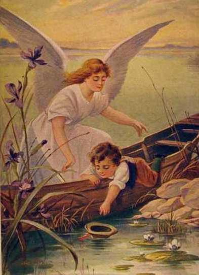Ангел хранитель ребёнка