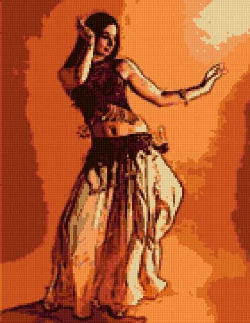Восточные танцы, предпросмотр