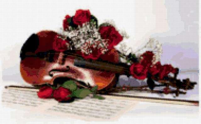 Скрипка, предпросмотр