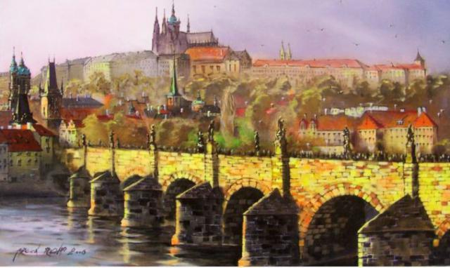 Карлов Мост. Прага , оригинал