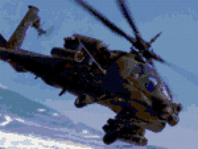 Вертолет, скорость