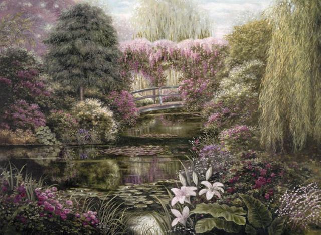 Цвети,мой Райский Сад!,