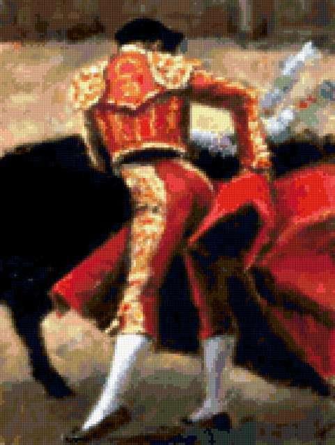 Корида.Испания, предпросмотр