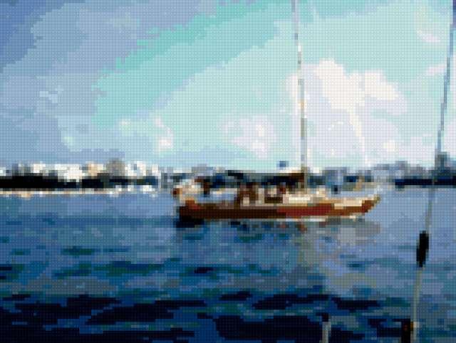 Яхта, предпросмотр