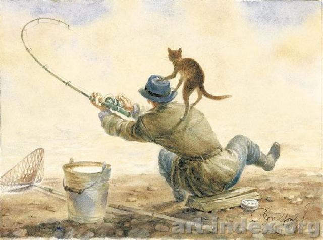 Рыбаки, рыбак, рыбалка