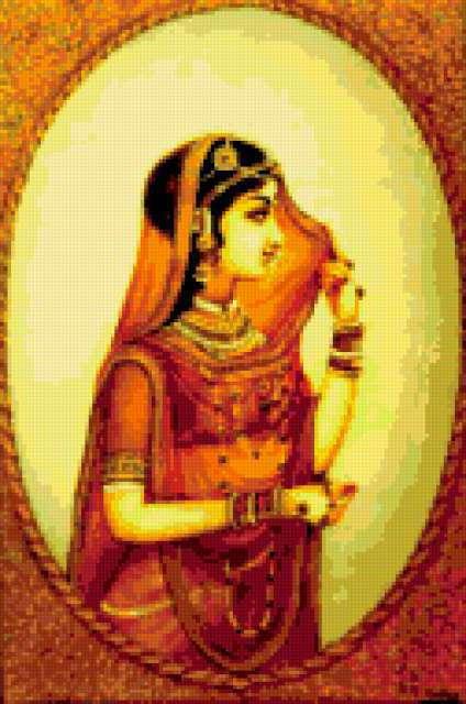 Индийские мотивы, предпросмотр