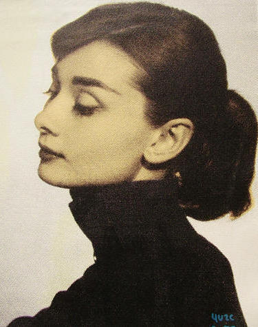 Одри Хепберн, актрисы, женщина