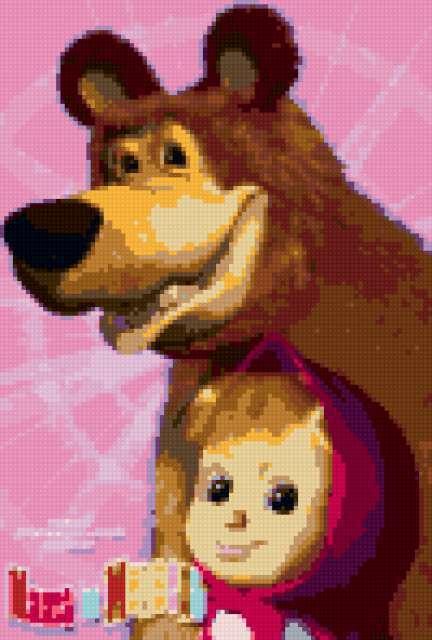 Маша И Медведь, предпросмотр