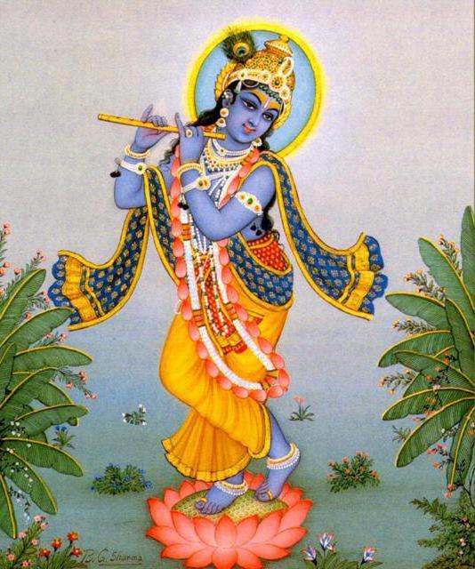 Индийские мотивы, индия