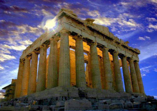 К схеме вышивки «Греция» нет