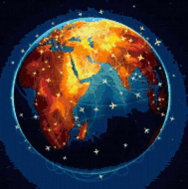Планета - Земля, предпросмотр