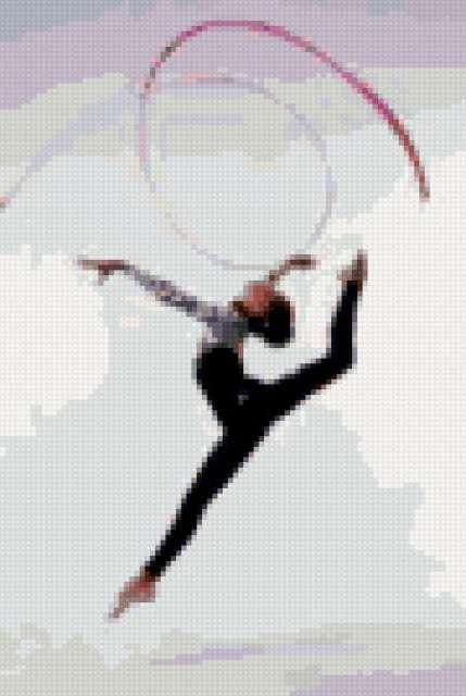 Gimnastka 2, sport