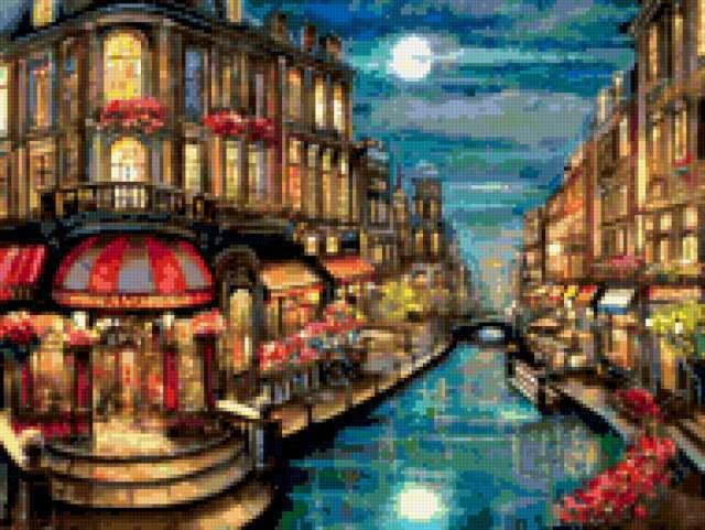 Ночь в Венеции, предпросмотр