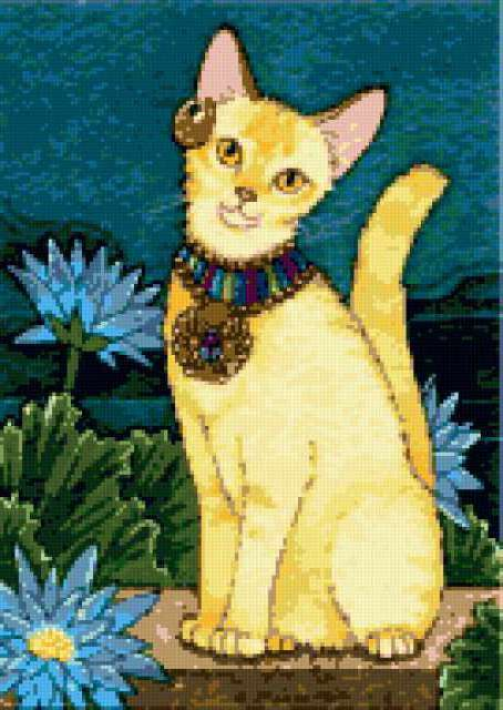 Египетская кошка, кошка