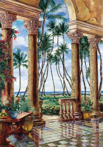 Колонны с арками, оригинал