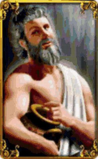 Бог Дионис, предпросмотр