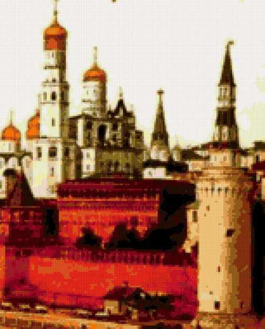 Старый кремль, предпросмотр