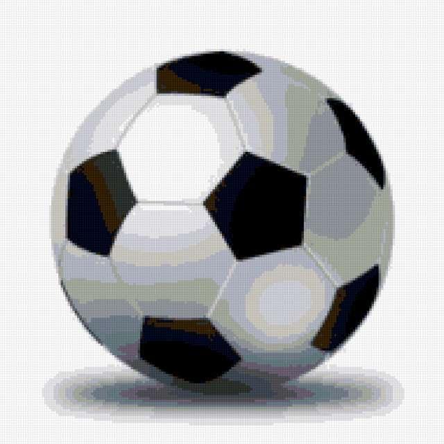 Футбольный мяч,