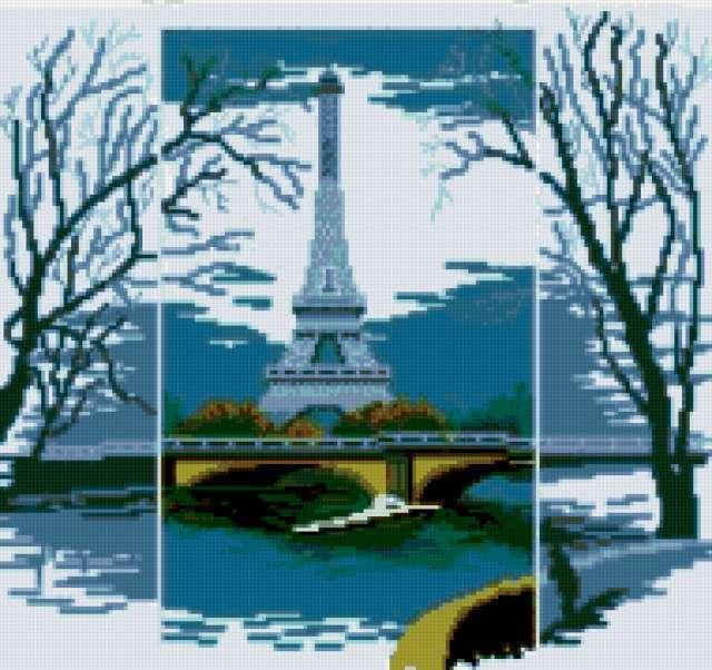 Увидеть Париж…, предпросмотр