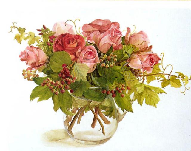 Фуджико розы, оригинал