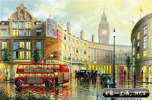London, gorod, london