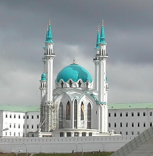 Мечеть Кул Шариф , оригинал