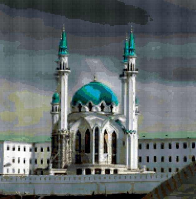 Мечеть Кул Шариф ,