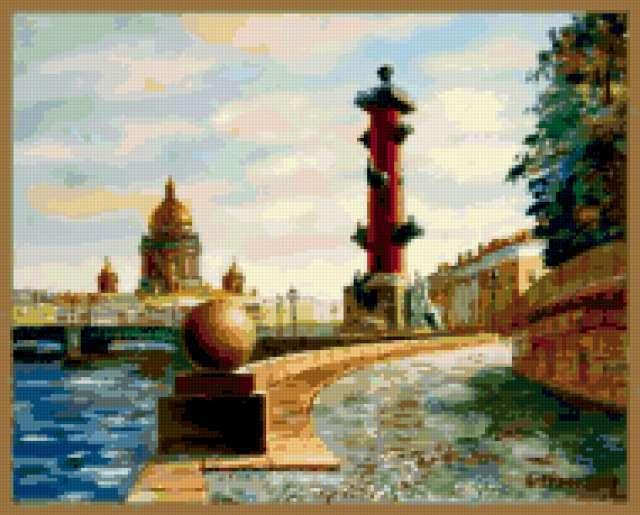 Санкт Петербург, живопись