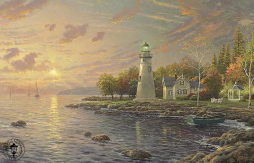 Картина Томаса Кинкейда