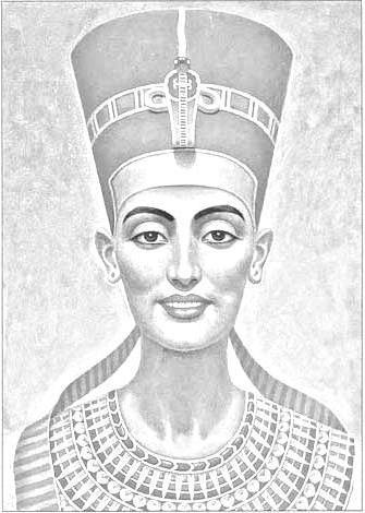 Нефертити, нефертити