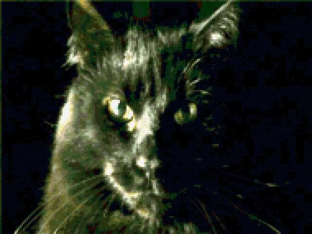 Кот бегемот, предпросмотр