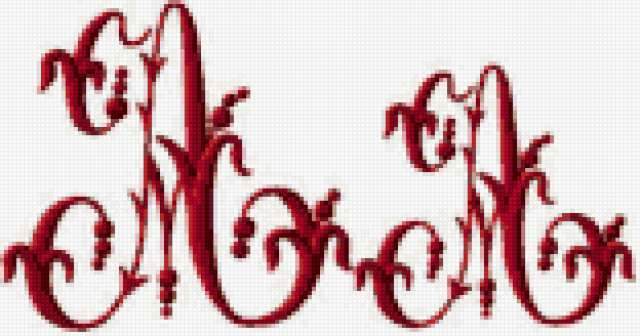 Буквы, латинский алфавит