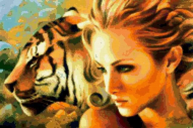 Тигрицы, предпросмотр
