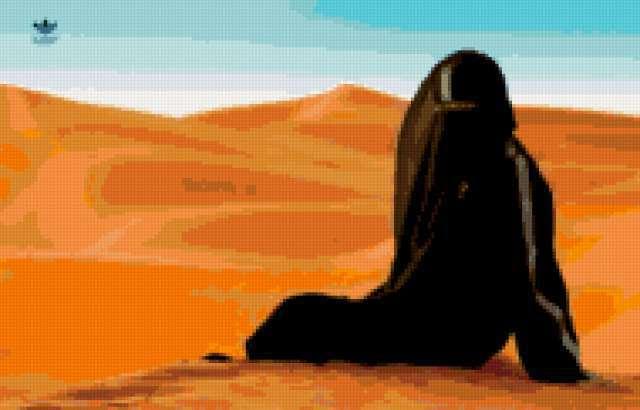 Desert Woman, предпросмотр